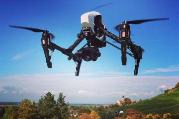 Drone Mapping Services for Construction Projects