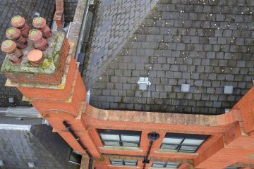 Drone Roof Surveys and Building Inspections