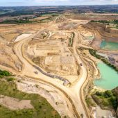 Drone Aerial Photography for Quarry and Mining Surveys