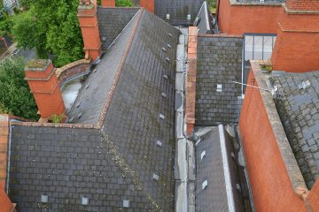 Drone Roof Surveys in Manchester