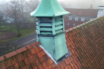 Drone Roof Surveys in Sheffield, Yorkshire