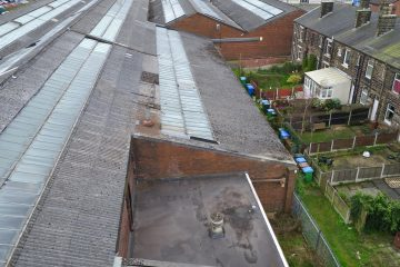 Drone Roof Surveys in Hull