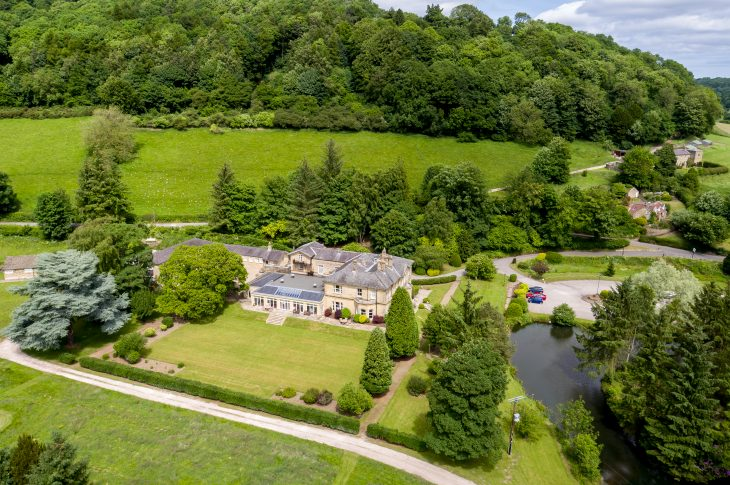 Drone Aerial Photography for Estate Agent Property Sales Show Reel