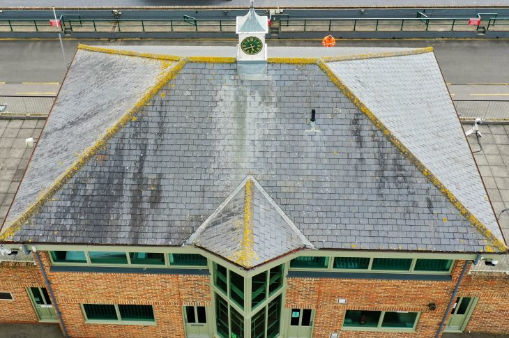 Drone Aerial Inspections and Roof Surveys Show Reel