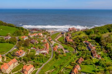 Highlight a Property Location with 360 Aerial Panoramic Photography