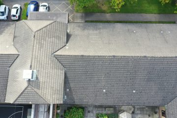 Drone Roof Surveys for Hospital Roofs